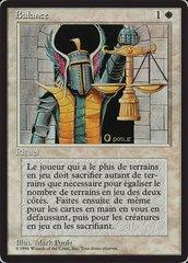 Balance - French