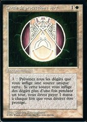 Circle of Protection: Green - French