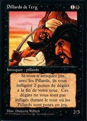 Erg Raiders - French