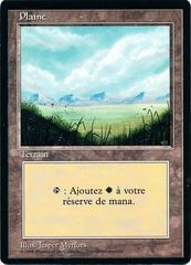Plains (No Trees) - French