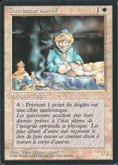 Samite Healer - French