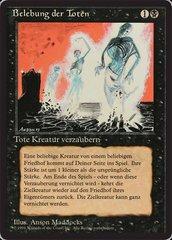 Animate Dead - German