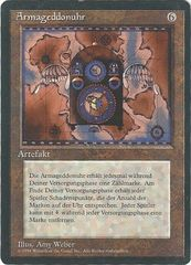 Armageddon Clock - German