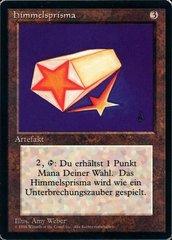 Celestial Prism - German