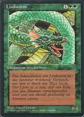 Craw Wurm - German