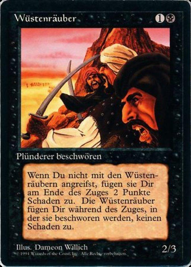 Erg Raiders - German