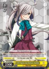16th Yugumo-class destroyer, Asashimo - KC/S42-E018 - C
