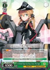 3rd Admiral Hipper-class Heavy Cruiser, Prinz Eugen - KC/S42-E030 - RR