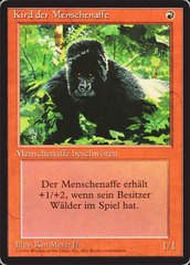 Kird Ape - German
