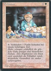 Samite Healer - German