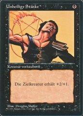 Unholy Strength - German