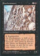 Wall of Bone - German