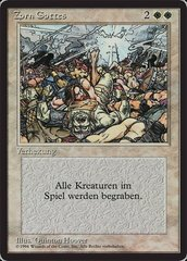 Wrath of God - German