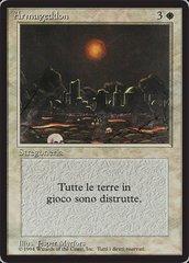 Armageddon - Italian