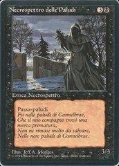 Bog Wraith - Italian