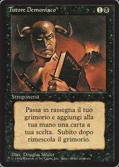 Demonic Tutor - Italian