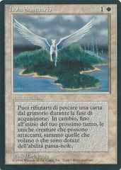 Island Sanctuary - Italian