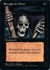 Raise Dead - Italian