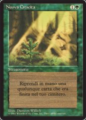 Regrowth - Italian