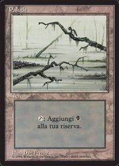 Swamp (Two Branches) - Italian