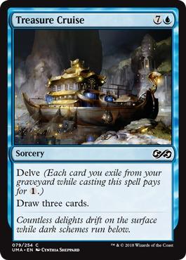 Treasure Cruise