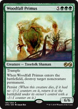 Woodfall Primus - Foil