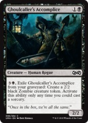 Ghoulcallers Accomplice