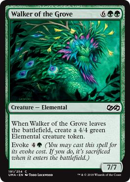 Walker of the Grove