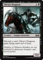 Olivia's Dragoon - Foil