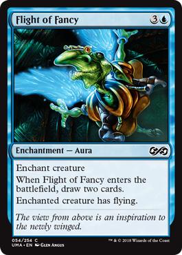 Flight of Fancy - Foil