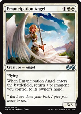 Emancipation Angel - Foil