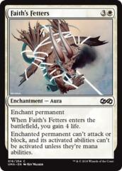 Faith's Fetters - Foil