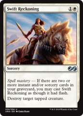 Swift Reckoning - Foil