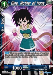 Gine, Mother of Hope - TB3-020 - UC - Foil