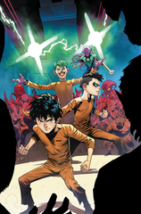 Adventures Of The Super Sons #7 (Of 12) (STL109332)