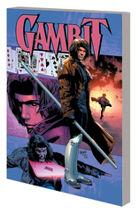 Gambit Tp Thieves World (STL108402)