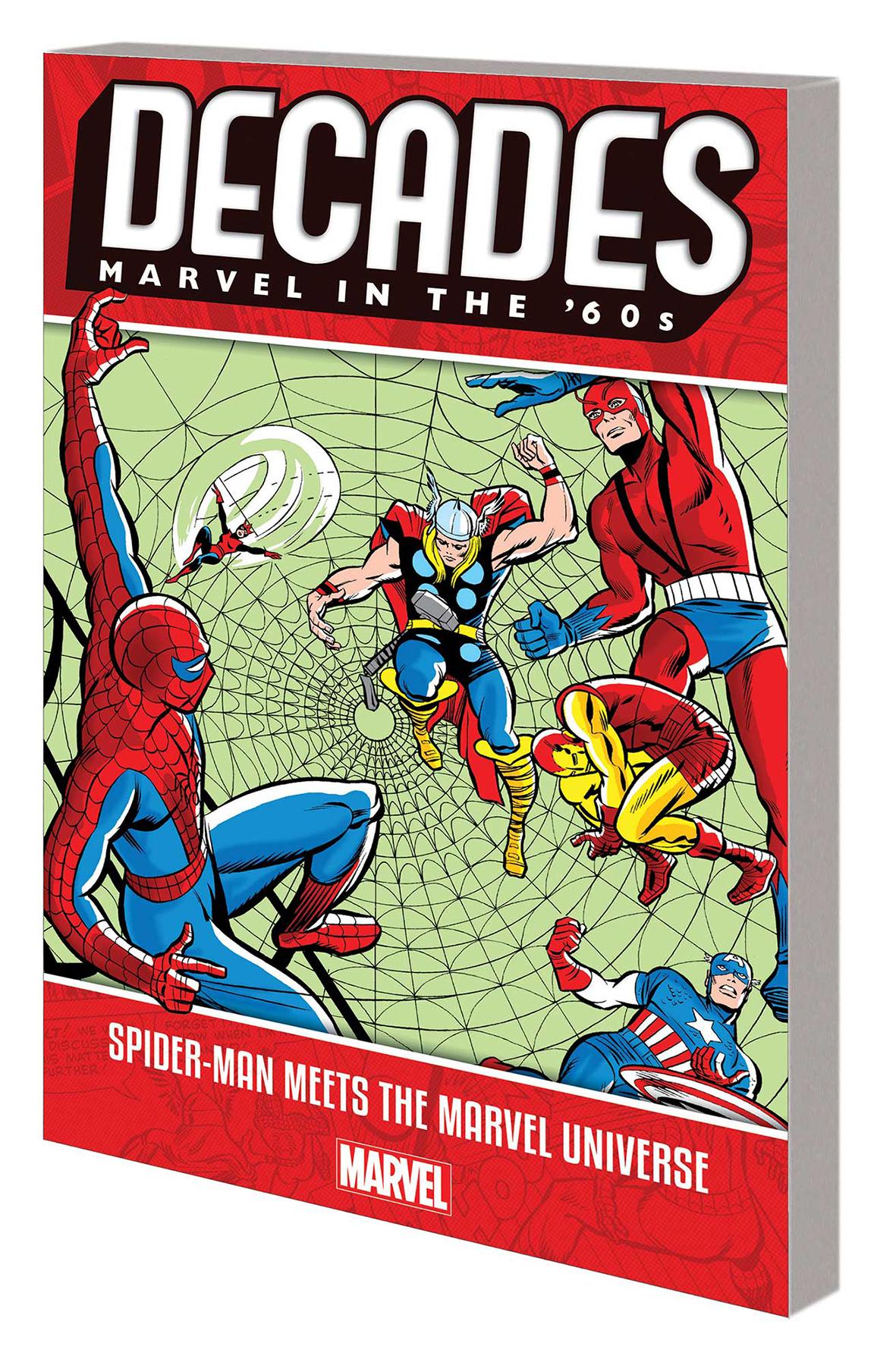 Decades Marvel 60S Tp Spider-Man Meets Marvel Universe (STL108386)
