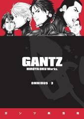 Gantz Omnibus Trade Paperback Vol 03 (Mature Readers)