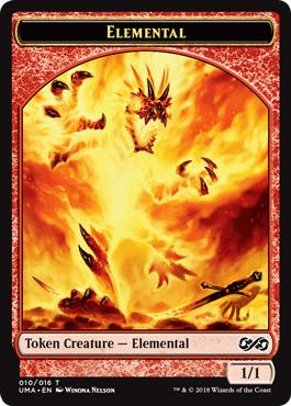 Elemental Token (010)