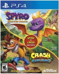 Spyro Reignited Trilogy & Crash Bandicoot N Sane Trilogy