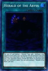 Herald of the Abyss - SOFU-EN063 - Super Rare - Unlimited Edition