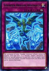 Thunder Dragon Discharge - SOFU-EN073 - Rare - Unlimited Edition