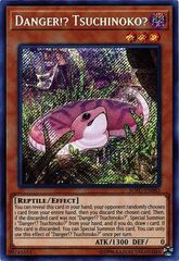 Danger!? Tsuchinoko? - SOFU-EN085 - Secret Rare - Unlimited Edition