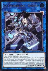 Sky Striker Ace - Shizuku - OP09-EN003 - Ultimate Rare - Unlimited
