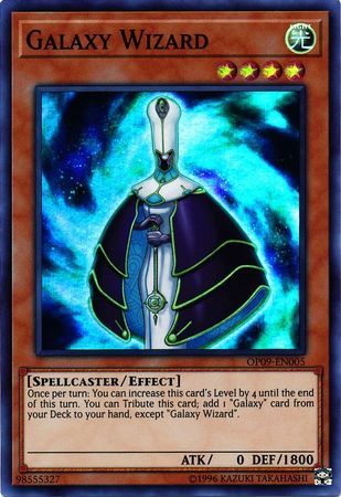 Galaxy Wizard - OP09-EN005 - Super Rare - Unlimited