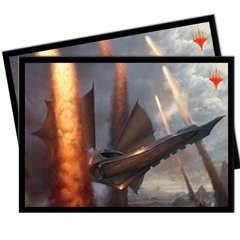 Ultra Pro - Magic The Gathering - Ultimate Masters Sleeves - Seismic Assault