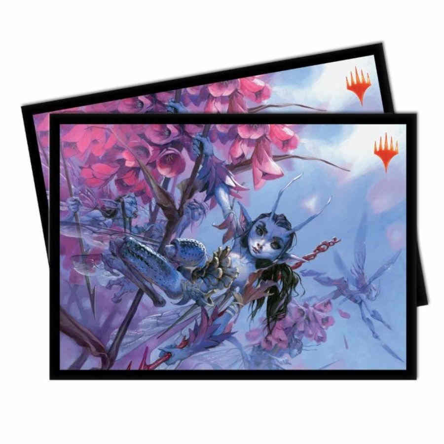 Ultra Pro - Magic The Gathering - Ultimate Masters Sleeves - Bitterblossom