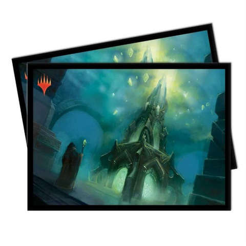Ultra Pro - Magic The Gathering - Ultimate Masters Sleeves - Mana Vault