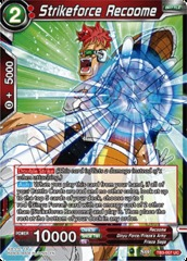 Strikeforce Recoome - TB3-007 - UC - Foil