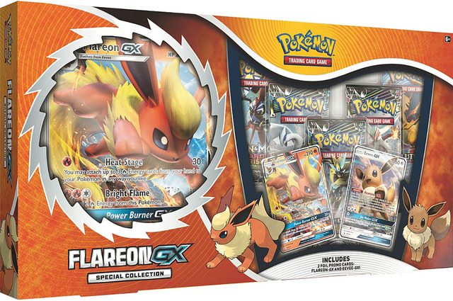 Flareon GX Special Collection